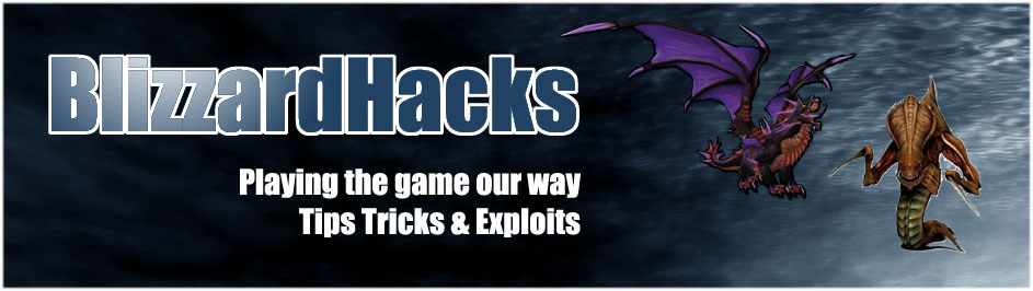 Blizzard Hacks - World of Warcraft Diablo Starcraft