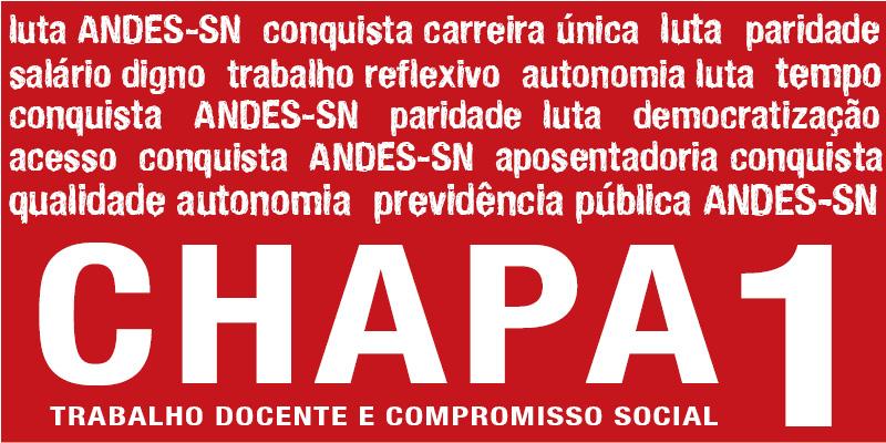Chapa 1 Andes-SN