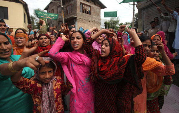 the muslim and hindu peoples of kashmir Kashmiri hindus and muslims have a complicated love-hate relationship with a common ancestry and the hindus and muslims of kashmir been living together in harmony since which century all they kashmiri people believe in indian democracy or our but when you cannot provide just what.