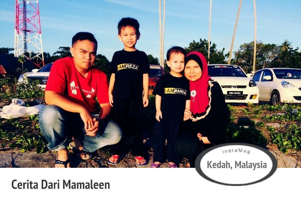 Cerita dari Mamaleen...♥