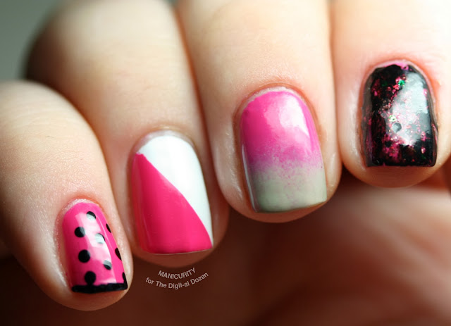 The Easy-Nail Art | A Art... Easy Nail Art Patterns by Manicurity