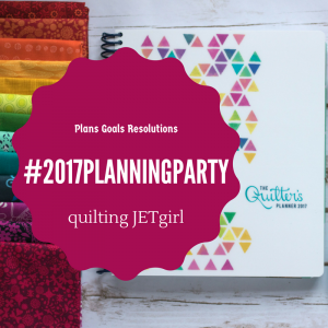 2017 Planning Party