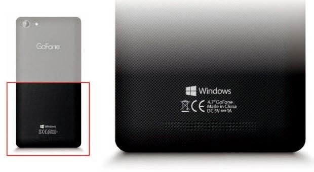 Windows işletim sistemli telefon göründü