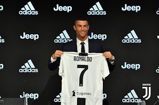 Juventus reveal why they decided to buy Ronaldo from Real Madrid