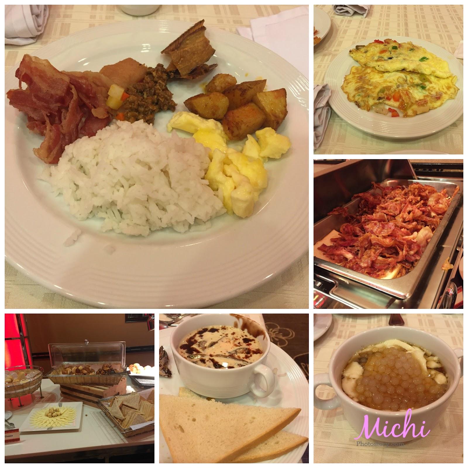 Michi Photostory: Christmas at Taal Vista Hotel