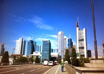 Finanzstadt Frankfurt am Main
