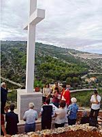 kameni križ Postira slike otok Brač Online