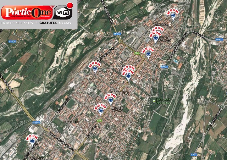 Wifi il Porticone Cuneo