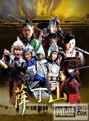 poster Tân Tiết Đinh San