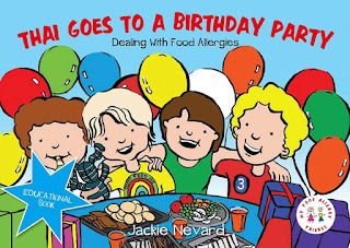 http://www.allergypunk.com.au/collections/kids-allergy-books