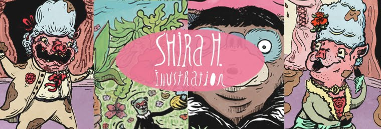 Shira H Illustration Blog