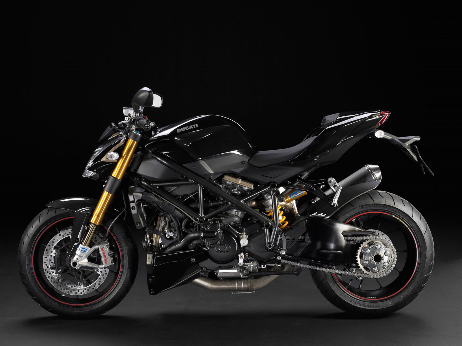 Ducati Streetfighter S Parts