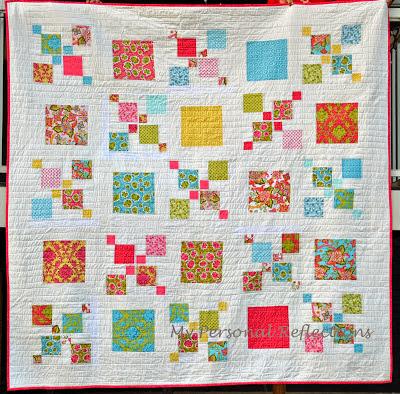 My Quilt Infatuation: October 2013 : impromptu quilt pattern - Adamdwight.com