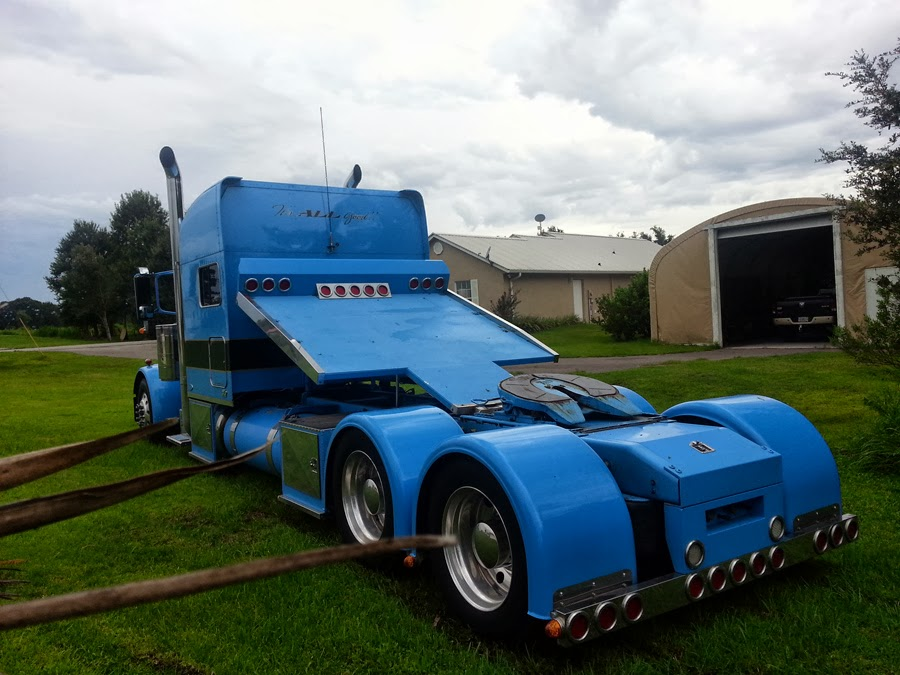 Silicone Express: Legacy Edition Peterbilt 379 for sale!!! Peterbilt 379 Legacy