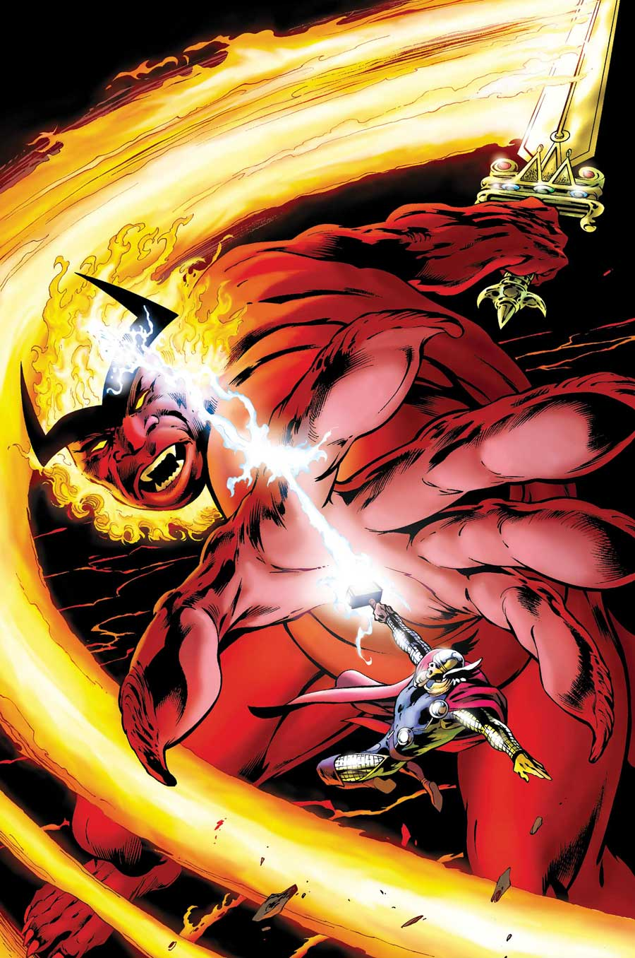 Surtur (Marvel Comics) Character Review