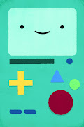 I couldn't find a retina adventure time wallpaper for iPhone, .