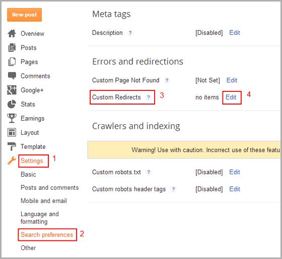 Cara Mudah Mengatasi Eror Sitemap.xml di Google Webmaster Tools Pada Custom Domain Blogger