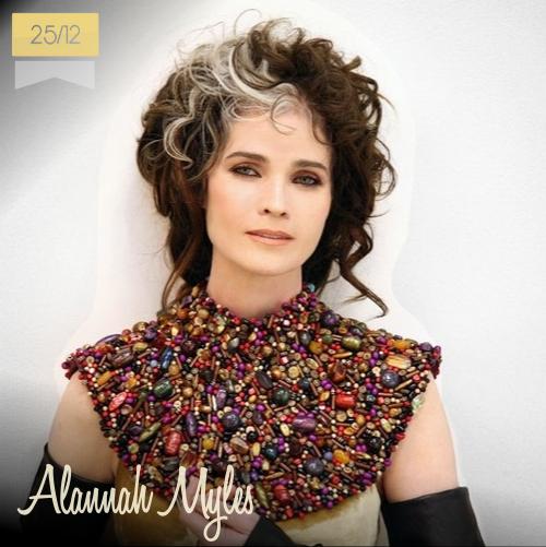 25 de diciembre | Alannah Myles - @AlannahMyles | Info + vídeos