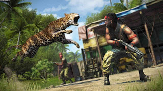 Far Cry 3 game screenshots