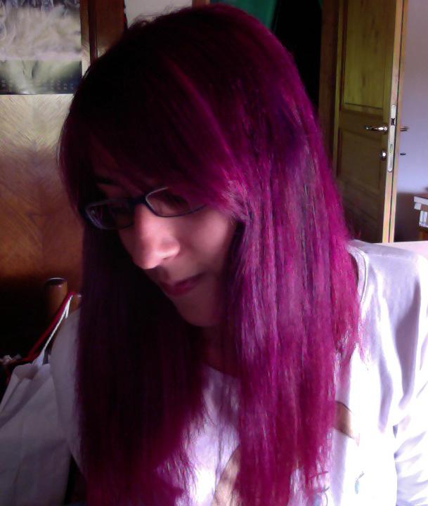 Permanente capelli decolorati