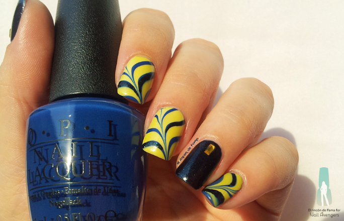water marble | nailavengers