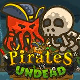 Pirates Vs Undead | Juegos15.com