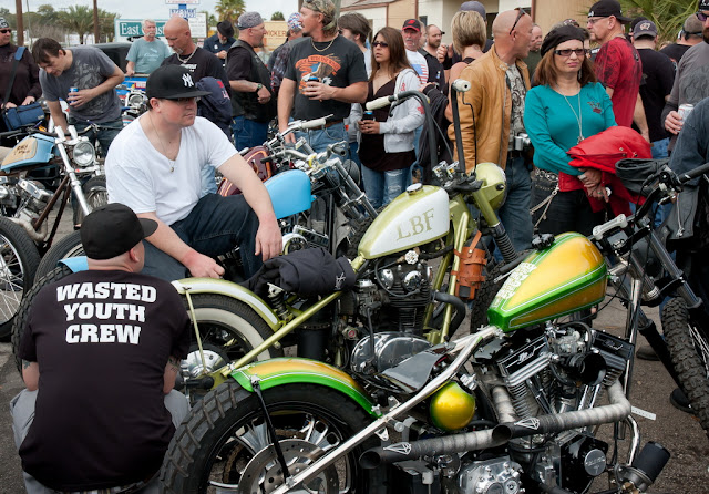 Motorcycle Event News Daytona Bike Week 2012 Willie S Chopper