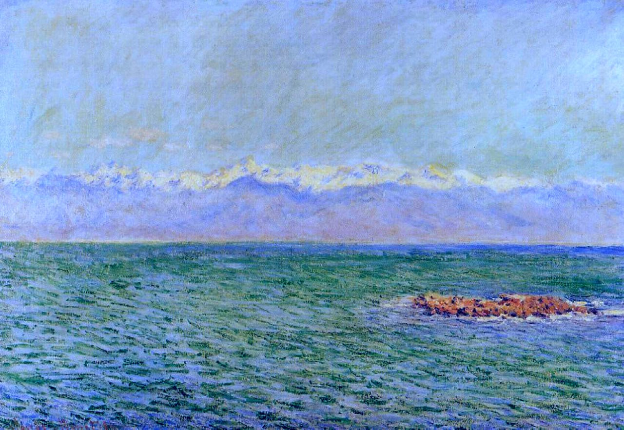 art analysis claude monet Admirers of claude monet have a unique opportunity in ross king's visit to   claude monet and the painting of the water lilies, by ross king.