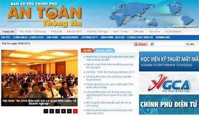 gia dien trang an toan thong tin - vnpt_ca