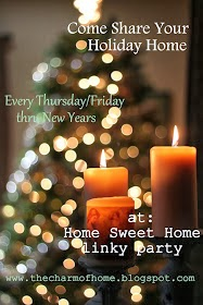 Holiday Home Sweet Home party