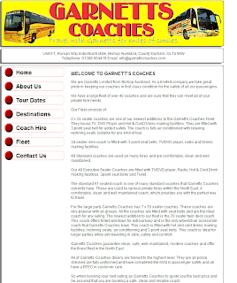 Garnetts Coaches Cre8ive Online