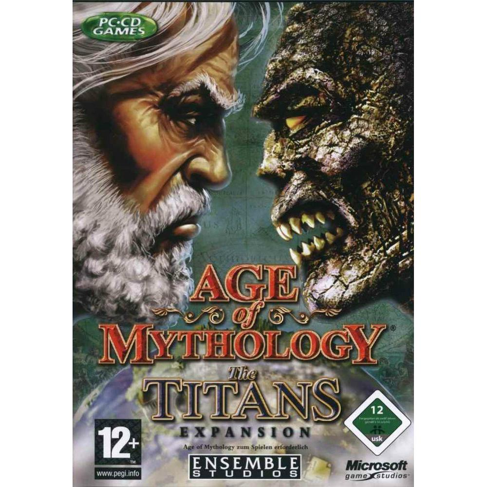 age of mythology the titans adalah real time strategy game komputer