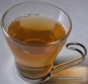 Receita, emagrecimento e dieta do chá de amora