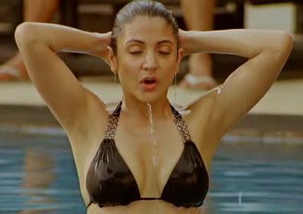 anushka sharma bikini actress bollywood in her latest