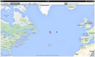Посередине Атлантики