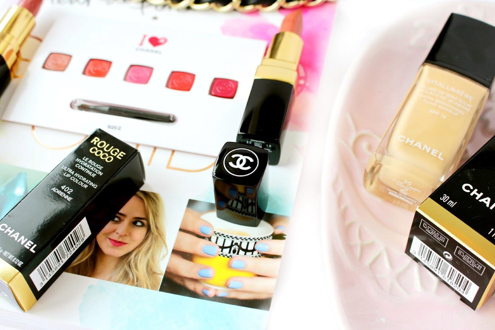 Chanel Beauty Haul