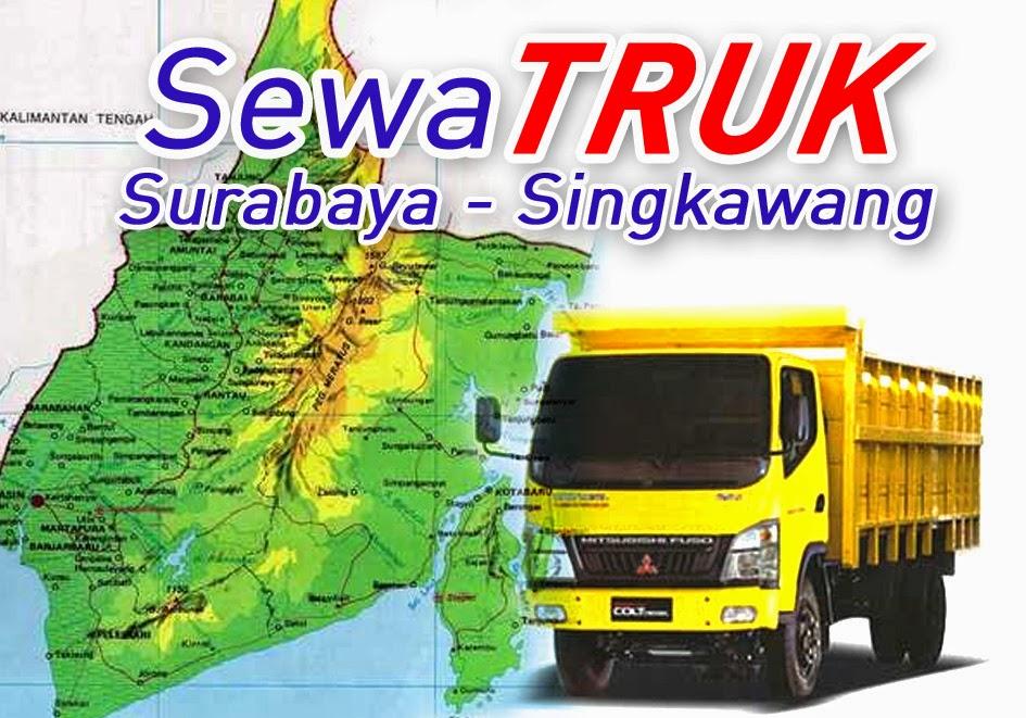 Sewa Truk Surabaya Singkawang