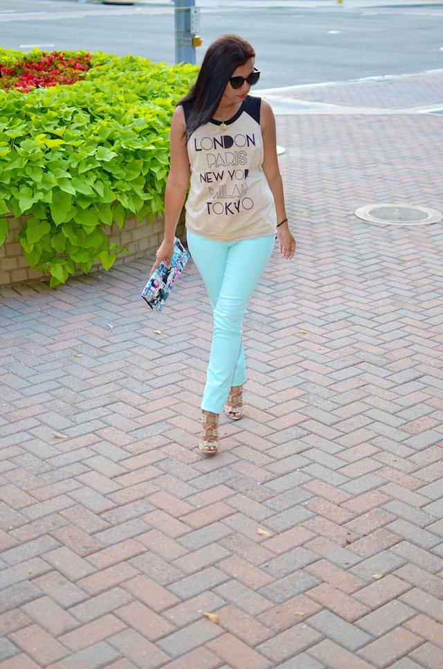 Resumen Outfits Julio 2015