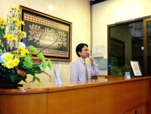 Reception Kenangan Hotel Bandung