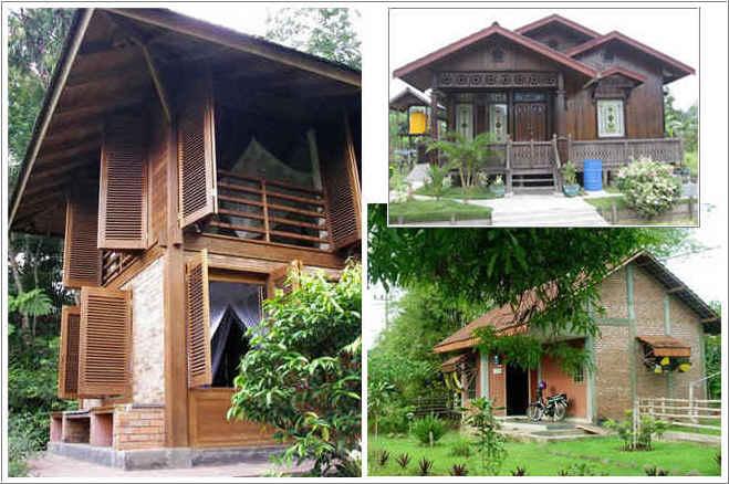 wooden house design part 1