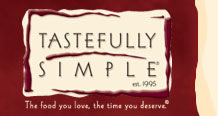Tastefully Simple Home Party Business Opportunity