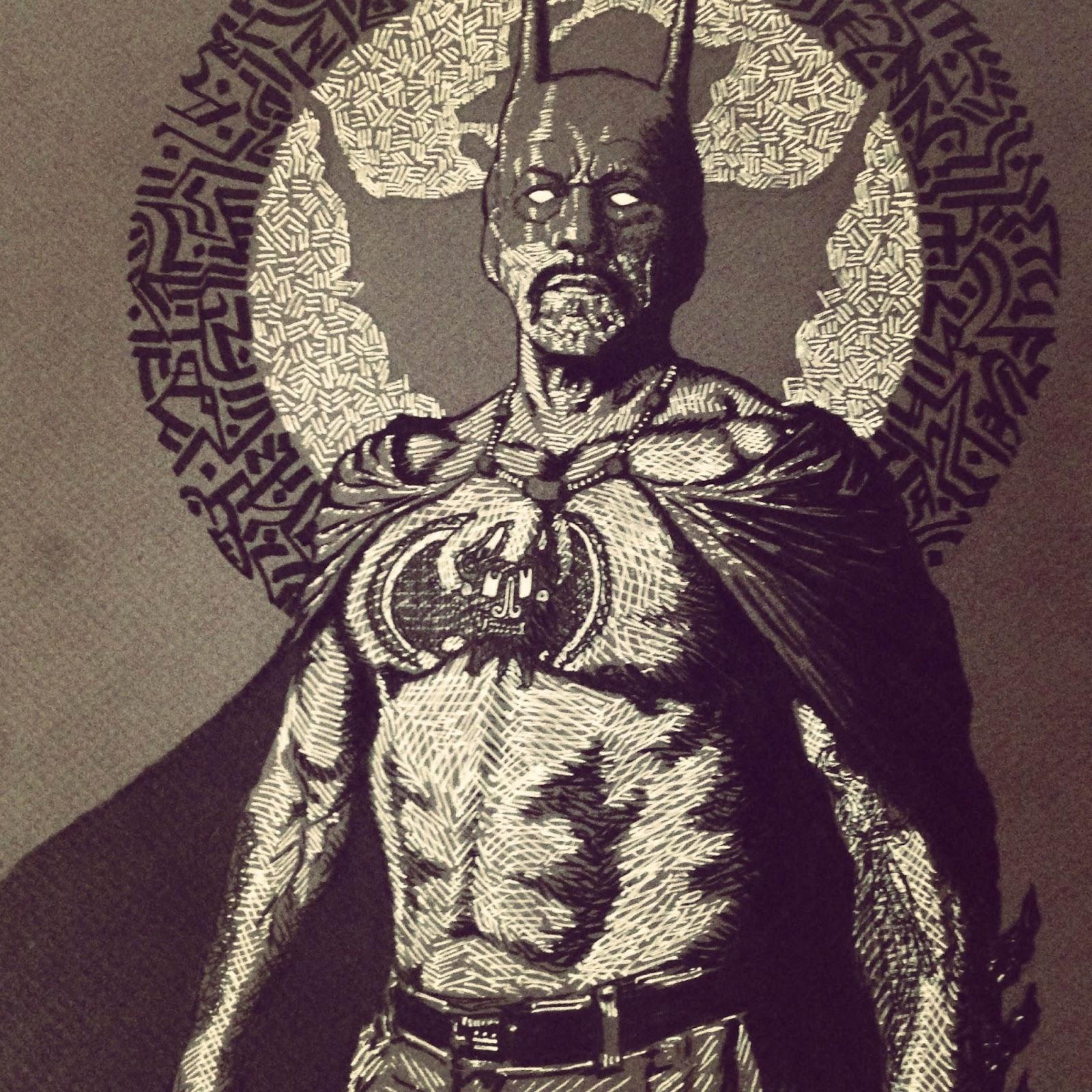 Gilbert Trejo Danny trejo as batman: Esmeralda M. Trejo
