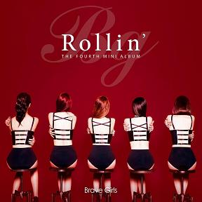 """Brave Girls - """"Rollin"""""""
