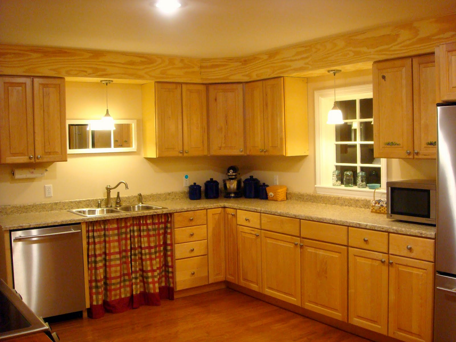 attractive Rebuilding Kitchen Cabinets #2: Modern Kitchen