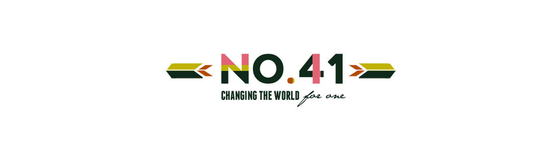 No.41:: Changing the World For One
