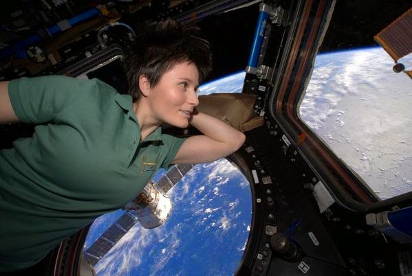Inilah Galeri Foto Bumi Hasil Jepretan Astronot Samantha