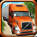 Trucker Parking 3D App iTunes App Icon Logo By Tapinator,LLC - FreeApps.ws