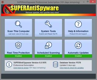 SuperAntiSpyware Professional Serial Keygen Free Download
