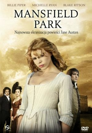Mansfield Park 2007 DVD Cover