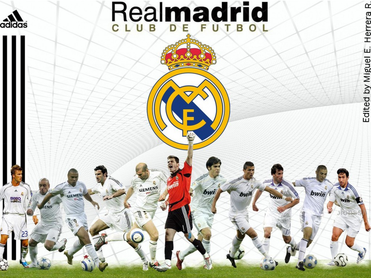 REAL MADRID     FONDOS DE ESCRITORIO